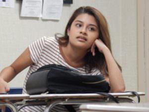 Lourdes Sánchez mencionó que ella estaba preocupada.